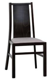 Krzesło MARS 121 wenge z kolekcji TRENDLINE