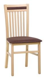 Krzesło MARS 131 dąb sonoma z kolekcji TRENDLINE