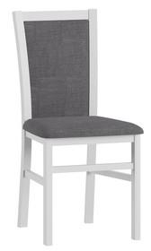 Krzesło SATURN 101 - biały mat