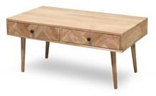 Stolik kawowy  drewniany  w skandynawskim stylu, stolik kawowy  nowoczesny