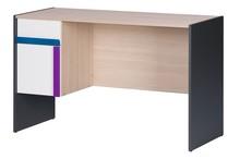 Biurko 1-drzwiowe z 1 szufladą IKAR 40 - TRENDLINE