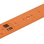 Uniwersalna matryca znakująca65.5340.01 Długość 248 mm Podziałka: Skala 0 do 243 mm Sposoby nanoszenia wymiarów: znacznikiem Ułatwia...
