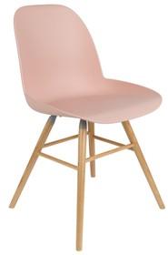 Komfortowe i designerskie krzesło kultowego producenta Zuiver. Krzesło świetnie wpasowuję się do nowoczesnej, minimalistycznej aranżacji mieszkań....