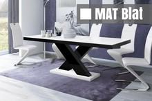Stół rozkładany XENON blat MAT - różne kolory