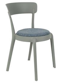 Krzesło HOPPE COMFY - jasnoszare