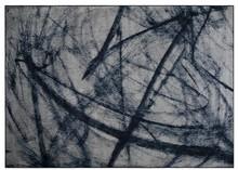 Kolor: niebieski  Materiał: 91% wiskoza, 9% poliester  Wymiary: 0,55x200x300cm  Informacje dodatkowe: tkany maszynowo