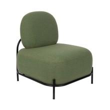 Fotel lounge POLLY - zielony