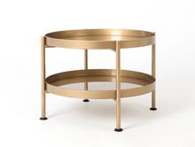 Stół kawowy HANNA METAL 60-2F
