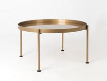 Stół kawowy HANNA METAL 80-1F