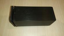 Nóżka Kwadratowa 40x40 Z Regulacją 15cm CZARNA - Rejs