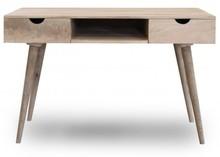 Biurko drewniane w skandynawskim stylu OSLO-ST21-MN