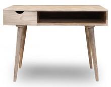 Biurko drewniane w skandynawskim stylu OSLO-ST20-MN