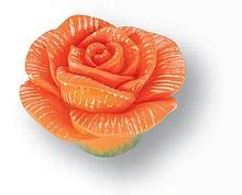 Gałka H122-50 Z Kolekcji Flower Róża Op 10 sztuk - Siro