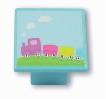 Uchwyt Dziecięcy Nursery SM8151F-60 Pociąg Op 10 Sztuk - Siro