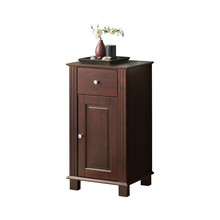 Drewniana szafka niska z kolekcji Retro to klasyczne rozwiązanie do wszystkich łazienek w stylu Retro. Półsłupek został wykonany w całości z drewna...