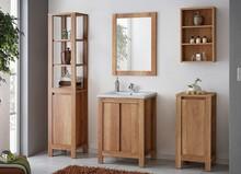 Meble z kolekcji Classic Oak to prostota i funkcjonalność. Szafki została wyposażona w zawiasy z systemem cichego zamykania.  Wymiary misy: 47 x 29...