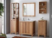 Meble z kolekcji Classic Oak to prostota i funkcjonalność. Szafki została wyposażona w zawiasy z systemem cichego zamykania.  Wymiary misy: 27 x 46...