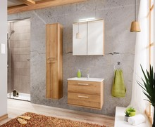 Zestaw remik to klasyczna propozycja do wszystkich łazienek. Meble posiadają system cichego zamykania.