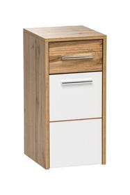 Podwieszany półsłupek łazienkowy z kolekcji IBIZA to najlepsze rozwiązanie do przechowywania wielu rzeczy.<br />Słupek został wyposażony w...