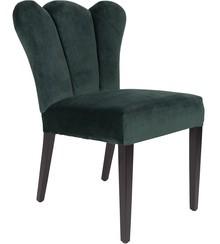Krzesło FAYE - ciemnozielone