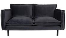 Sofa BERRY ciemnoszara