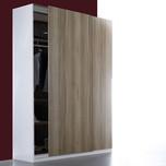 Zestaw SARA do 2 drzwi przesuwnych w szafach 200 cm
