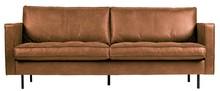 Sofa RODEO 2,5 classic - koniakowy