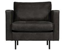 Fotel RODEO classic - czarny