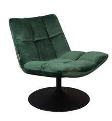 Fotel Bar zielony