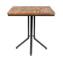 Stół BISTRO MAZE kwadratowy - naturalny