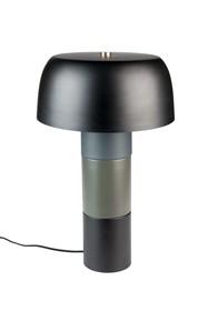 Kolor: czarny  Materiał: stal malowana proszkowo z miedzianymi dodatkami  Waga: 4.6 kg  Wysokość: 55 cm