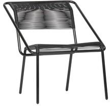 Fotel WISP - czarny