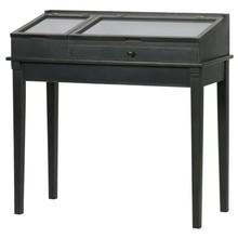 Toaletka HERRITAGE drewniana - czarna