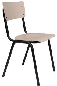 Krzesło BACK TO SCHOOL - beżowy mat