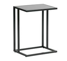 Stolik metalowy JASMIN - czarny