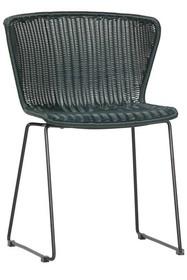 Krzesło WINGS zielone - zestaw 2 sztuk