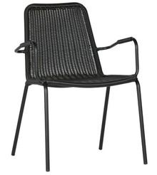 Krzesło Wander czarne