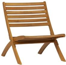 Fotel LOIS drewniany - naturalny