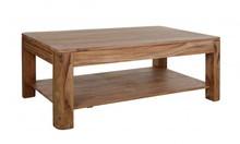Stolik kawowy drewniany, loft , industrialny