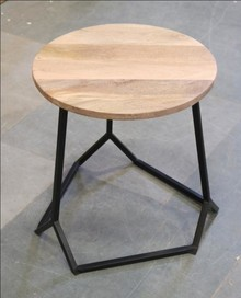 Taboret loft, taboret industrialny , stołek