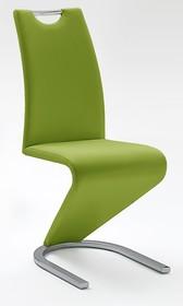 Krzesło AMADO - limonka