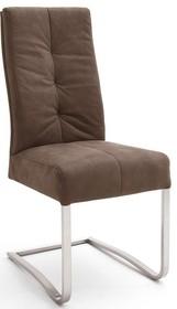 Krzesło na płozie SALVA