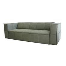 Sofa Cube 4-osobowa leśny zielony