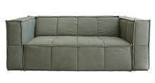 Sofa Cube 3-osobowa leśny zielony