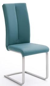 Krzesło PAULO 2 z przeszyciem