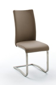 Krzesło ARCO, skóra naturalna