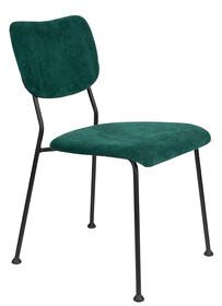 Krzesło BENSON - zielone