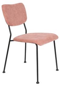 Krzesło BENSON - różowe