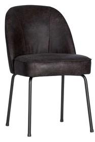 Krzesło VOGUE - czarne