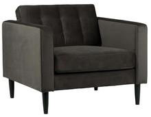 Fotel LIVIA - ciepła zieleń